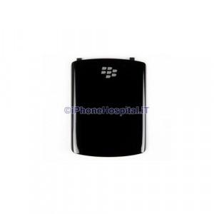 BlackBerry 8520 Curve Copribatteria posteriore Originale Nero