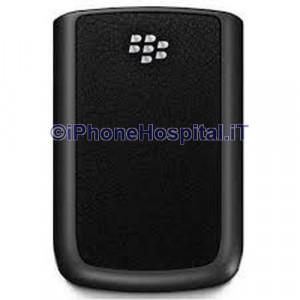 BlackBerry 9700 Copribatteria posteriore Originale Nero