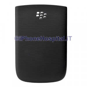BlackBerry 9800 Torch Copribatteria posteriore Originale Nero