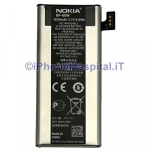Batteria ORIGINALE Nokia BP-6EW