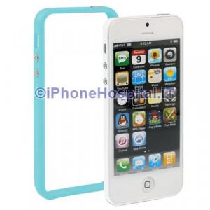 Bumper Iphone 5 Azzurro