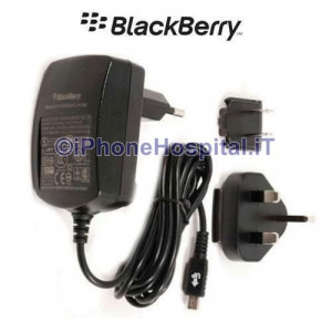 Carica Batterie da Rete per Blackberry ASY-07559 Mini Usb