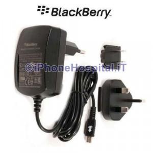 Carica Batterie da Rete per Blackberry ASY-07559 Mini Usb