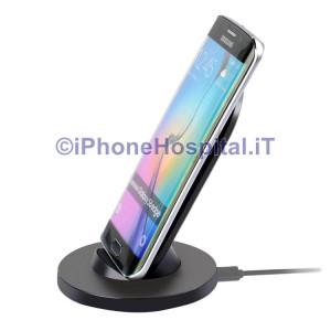 Caricatore Wireless QI iPhone 8/8 Plus/X Galaxy S7 Edge/S7/S6/S6 edge/S6 edge+