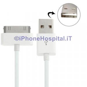Cavo Dati Ricarica USB iPhone 4 4S 3 3GS iPad 2 iPad 3 iPod