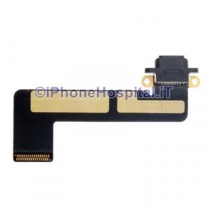 Cavo Flat Connettore Dock Nero Ricarica per iPad Mini A1445-A1432 - A1454-A1455