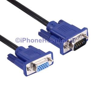 Cavo Prolunga VGA 15 Pin Maschio a Femmina VGA Monitor Proiettore