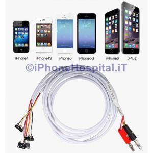 Cavo Service Alimentazione per Apple iPhone tutti i Moddelli Fino al 7 Plus