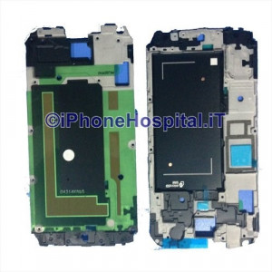 Chassis middle frame schermo per Samsung Galaxy S5 i9600 G900F