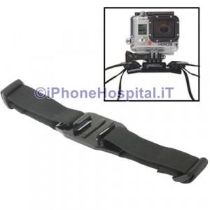 Cinghia Regolabile Belt Strap per GoPro Hero Tutti i Modelli