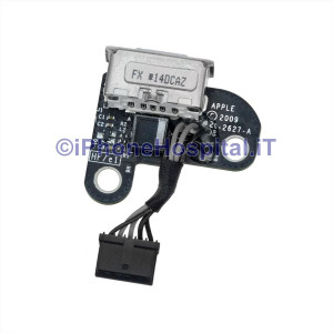 Circuito Magsafe MacBook Polycarbonate Unibody A1342 - 820-2627-A