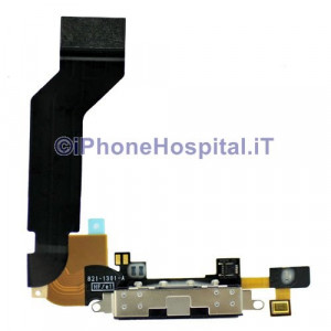 Connettore dock Apple iPhone 4S Nero