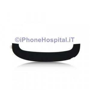 Copertura inferiore con Adesivo per BlackBerry 9900/9930 Nero