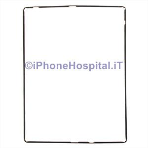 Cornice Touch Bordino Bezel Nero con Colla per iPad 2 / 3 / 4