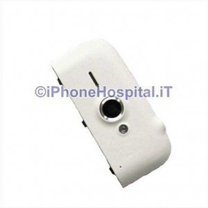 Cover Antenna e Camera per HTC Cha Cha G16 A810E Bianco