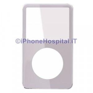 Cover Frontale Color Argento ( Silver ) per Apple iPod Video 5 Generazione A1136