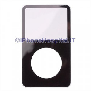 Cover Frontale color  Nero per apple  iPod Video 5 Generazione A1136
