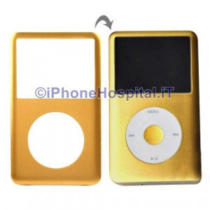 Cover Frontale color Oro ( Gold ) per apple iPod Video 5 Generazione A1136
