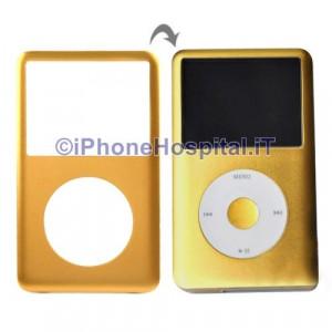 Cover Frontale color Oro ( Gold ) per apple iPod Video 5 Generazione A1136