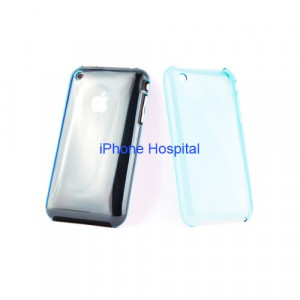 Color Case Azzurro Trasparente