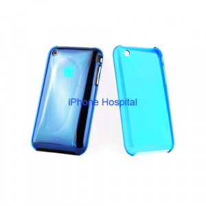 Color case Blu trasparente