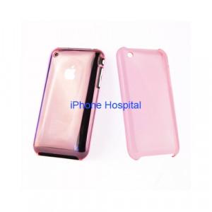 Color case Rosa trasparente per iPhone 3G/3GS