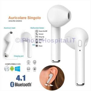 Cuffia Auricolare Bluetooth V4.1 + EDR