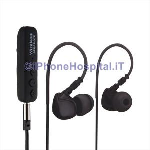 Cuffia Auricolare Stereo Bluetooth Sport V4.1 + EDR