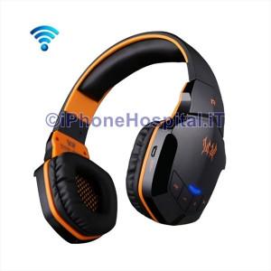 Cuffia Stereo Bluetooth V4.1 + EDR + NFC + Microfono Incorporato