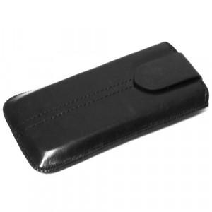 Custodia a sacchetto con laccio Iphone 5 Nero