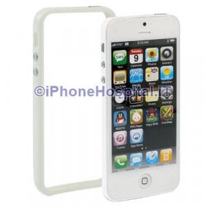 Bumper Iphone 5 Bianco