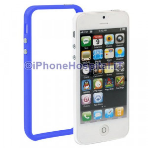 Bumper Iphone 5 Blue