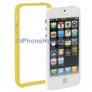 Bumper Iphone 5 Giallo