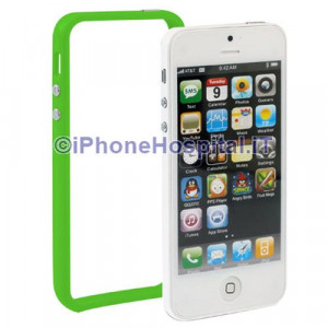 Bumper Iphone 5 Verde