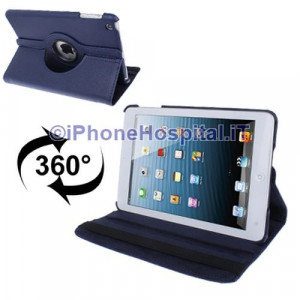 Custodia magnetica iPad mini blue interno nero