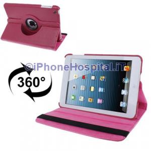 Custodia magnetica iPad mini rosa interno nero