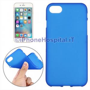 """Custodia Protettiva in TPU Colore BluTrasparente per iPhone 7 4,7"""""""