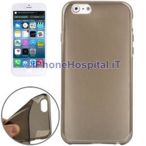 """Custodia Protettiva in TPU Colore Grigio per iPhone 6 4,7 """""""