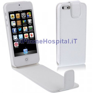 Custodia Verticale Iphone 5 Bianco