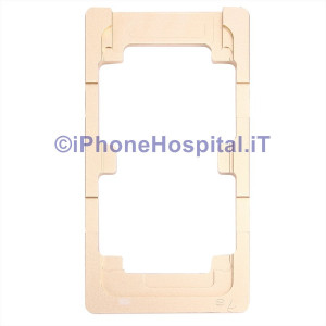 Dima di precisione in Alluminio per Riparazione di Vetri Touch Lcd iPhone 7 A1660, A1780, A1778