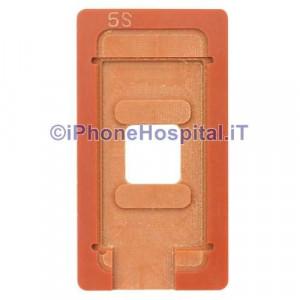 Dima di precisione per la Riparazione di Vetri Touch Lcd per Apple iPhone 5S