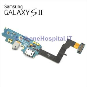 Dock di Ricarica con Pcb Samsung Galaxy S2 Plus i9105P