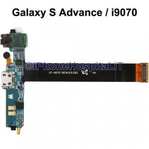 Dock di Ricarica con Pcb Samsung Galaxy S Advance / i9070