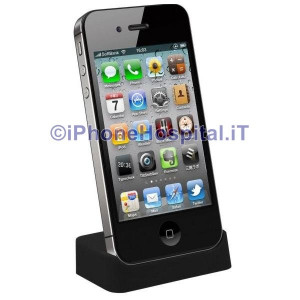 Docking Station con Output audio per iPhone 4 / 4S