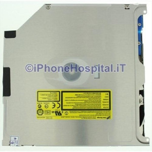 DVD 8X per Macbook A1278 / A1286 / A1342 / A1297