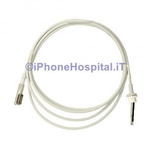 Filo Alimentatore Apple Macbook Magsafe 1 Cavo DC Power Spinotto a L HEAD TIP
