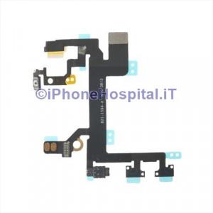 Flat Cable Accensione e Controllo Volume per Apple iPhone SE