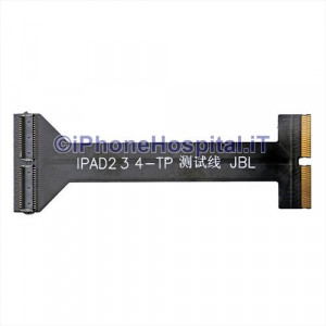 Flat Test per LCD iPad 2-3-4