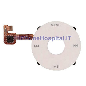 Flex ClickWheel Bianco iPod Classic A1238