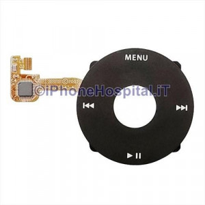 Flex ClickWheel Nero iPod Classic A1238